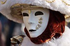 Venetian Mask Royalty Free Stock Images