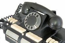 Free Vintage Telephone Royalty Free Stock Image - 4469576