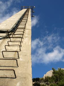 Free Stairs To Heaven Stock Photos - 4469583