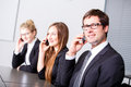 Free Communications In Business Stock Photos - 44634743