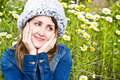 Free Spring Portrait Stock Photography - 4473222
