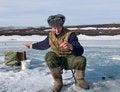 Free Winter Fishing 14 Stock Image - 4474661