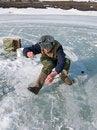 Free Winter Fishing 16 Stock Image - 4474681