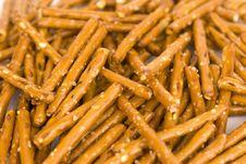 Free Salted Sticks Royalty Free Stock Photo - 4471365