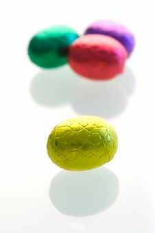 Free Easter Eggs Stock Photo - 4472070