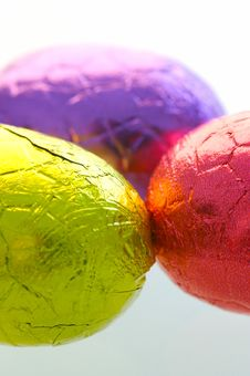 Free Easter Eggs Stock Image - 4472141