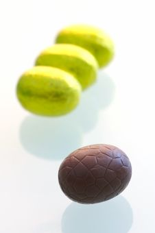 Free Easter Eggs Stock Photo - 4472910