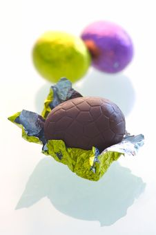 Free Easter Eggs Royalty Free Stock Images - 4472969