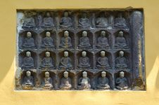 Free Buddhist Sculptures Stock Images - 4473044