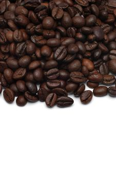 Free Coffee Beans Background Royalty Free Stock Photo - 4473865