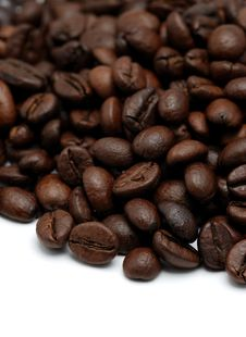 Free Coffee Beans Background Stock Photos - 4473993