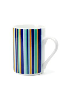 Free Striped Cup Royalty Free Stock Image - 4474356
