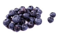 Free Sweet Bilberries Stock Photography - 4474772