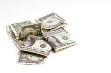 Free Money Royalty Free Stock Photography - 4475807