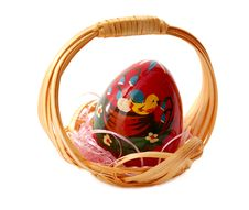Free Easter Decoration Stock Photography - 4475902