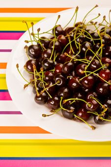 Free Sweet Cherry Stock Images - 4476434