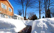 Free Snow Stock Image - 4476551