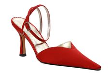 Free Beautiful Red Woman Shoes Stock Photos - 4477013