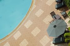Free Close Up Of A Hotel Swimming Pool Royalty Free Stock Photos - 4477228