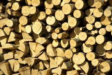 Free Fire Wood Stock Image - 4477601
