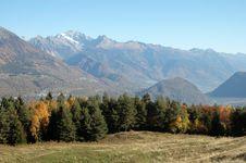 Free Alpine Landscape Stock Photos - 4478793