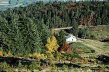 Free Alpine Landscape Stock Photography - 4478852