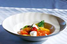 Free Tomato Salad Stock Photos - 4479523