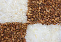 Free Buckwheat With Rice Stock Photos - 4487533