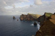 Free Madeira Landscape Stock Images - 4480854