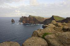 Free Madeira Landscape Stock Photography - 4480862