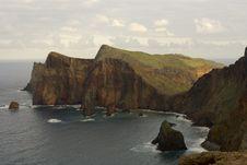 Free Madeira Landscape Stock Photos - 4480893