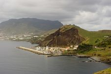 Free Madeira Landscape Royalty Free Stock Images - 4480919