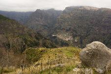 Free Madeira Landscape Stock Image - 4480961