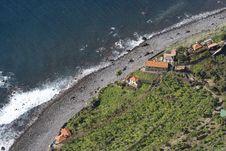 Free Madeira Landscape Stock Photography - 4481012