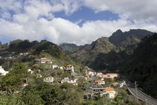 Free Madeira Landscape Royalty Free Stock Images - 4481019