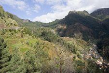 Free Madeira Landscape Royalty Free Stock Photos - 4481028
