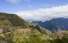 Free Madeira Landscape Stock Photo - 4481040