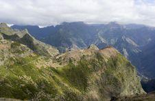 Free Madeira Landscape Royalty Free Stock Photo - 4481045