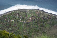 Free Madeira Landscape Stock Photography - 4481152