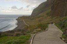 Free Madeira Landscape Stock Photography - 4481222
