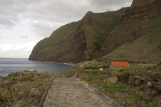 Free Madeira Landscape Royalty Free Stock Photography - 4481257