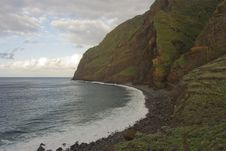 Free Madeira Landscape Stock Photo - 4481260