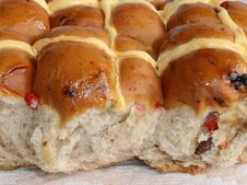 Free Hot Cross Buns Stock Photo - 4481610