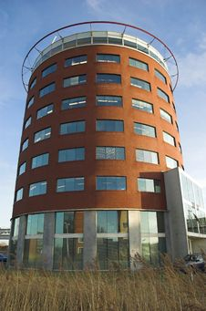 Free Office Building Stock Photography - 4481692