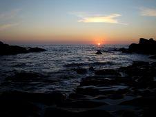 Free Sunset Sky Royalty Free Stock Photos - 4482208