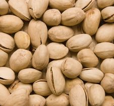 Free Pistachios. Royalty Free Stock Photography - 4483217