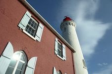Free Lighthouse Abstract Windows BC Royalty Free Stock Images - 4483609