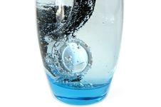 Free Waterproof Watch. Royalty Free Stock Image - 4484356