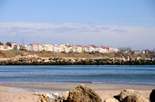 Free Sea Shore Stock Image - 4484681