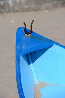 Free Beach Boat Royalty Free Stock Images - 4484759